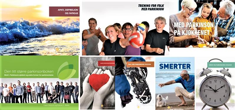 Collage med bilde av forskjellige aktiviteter